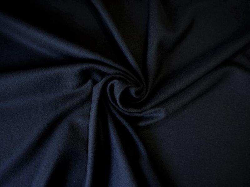 sukno ciemny granat