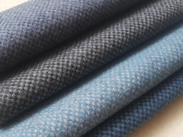 Wełniane tkaniny obiciowe